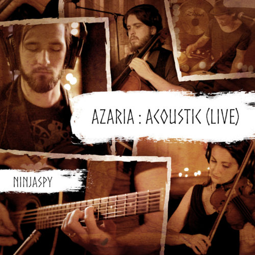 Azaria Acoustic (Live) Artwork